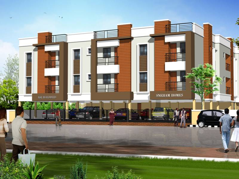 Images for Elevation of ASR Sneham Homes