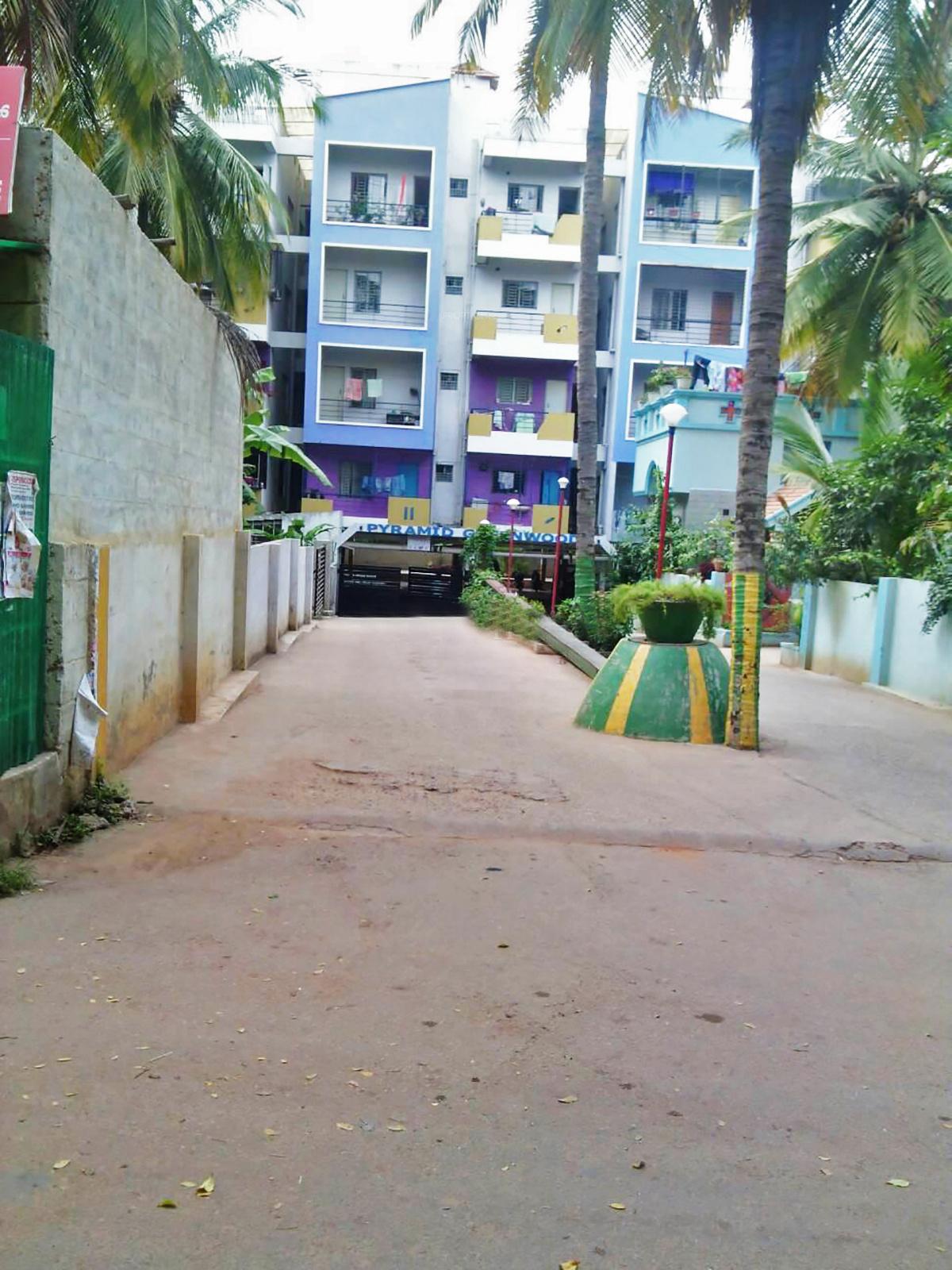 Pyramid green woods in sahakar nagar bangalore price location map floor plan reviews for Swimming pool near sahakar nagar bangalore