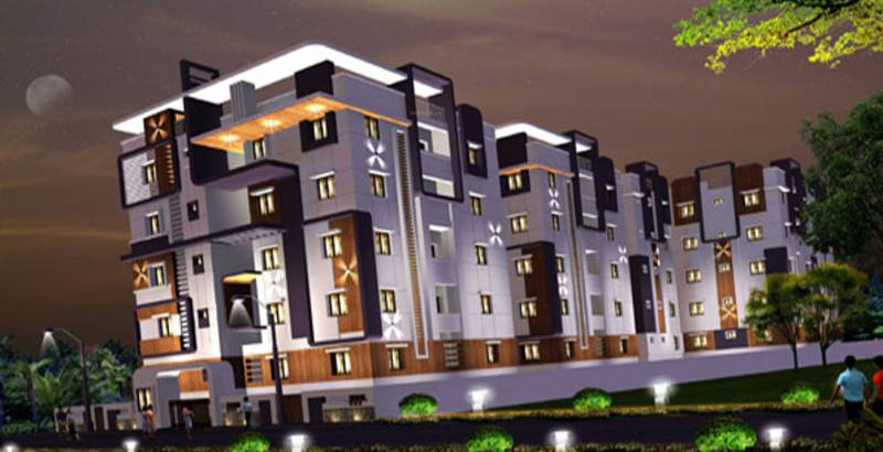 Images for Elevation of Sree Mahaveer Srinivasa Sunridge