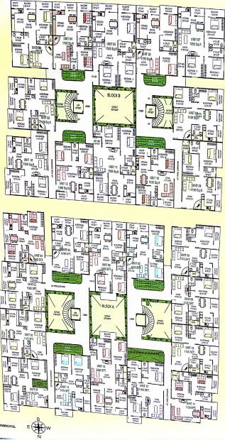 Images for Master Plan of Akul Residency