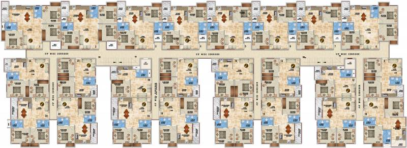 Images for Cluster Plan of DS Splendid