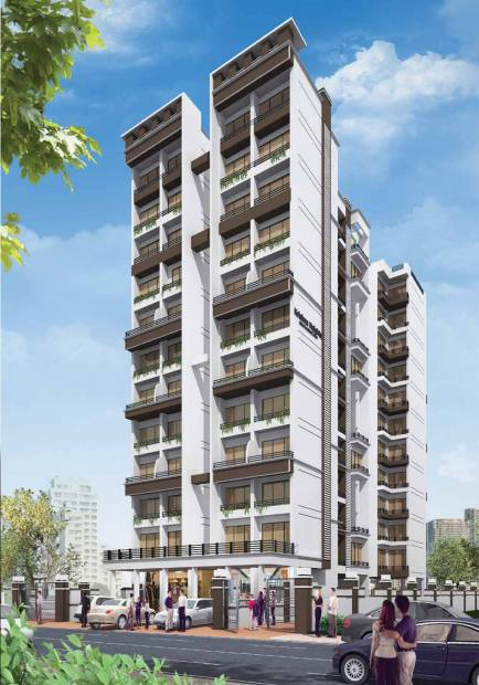 Images for Elevation of Radhe Krishna Heights