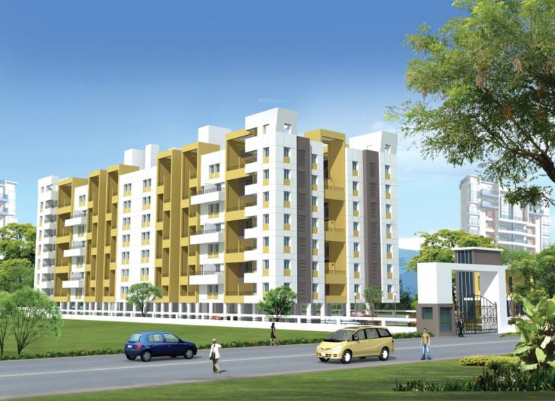 Images for Elevation of DS Srushti
