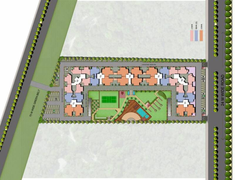 aigin-royal Images for Site Plan of AIG Royal