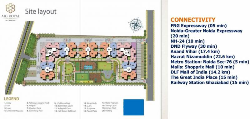 Images for Layout Plan of AIG Royal