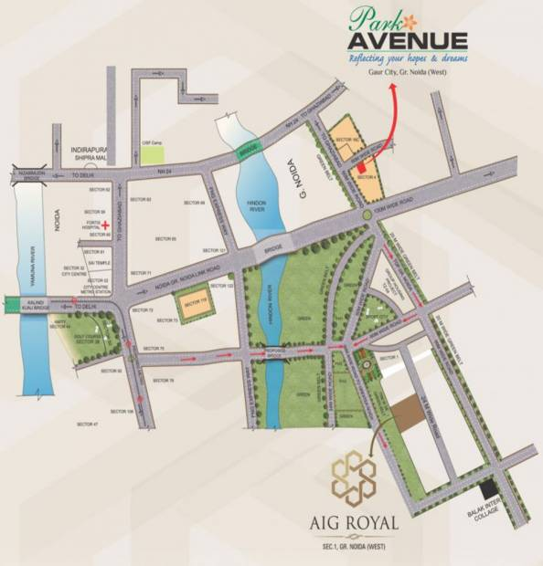 Images for Location Plan of AIG Royal