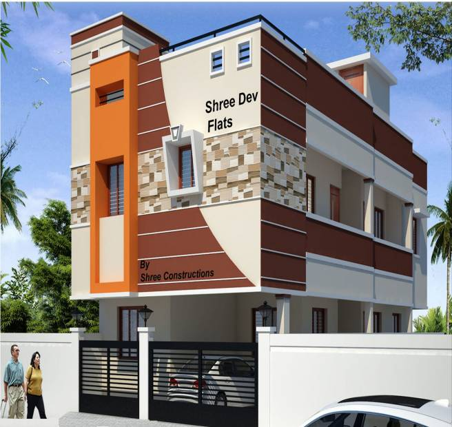 Images for Elevation of Shree Dev Flats