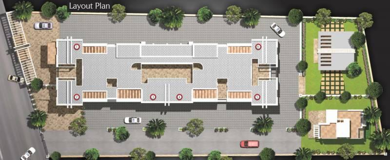 Images for Layout Plan of Arihant Suda Suman