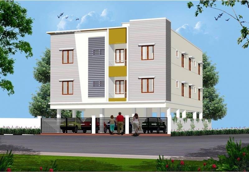 Images for Elevation of Amudha Cottage