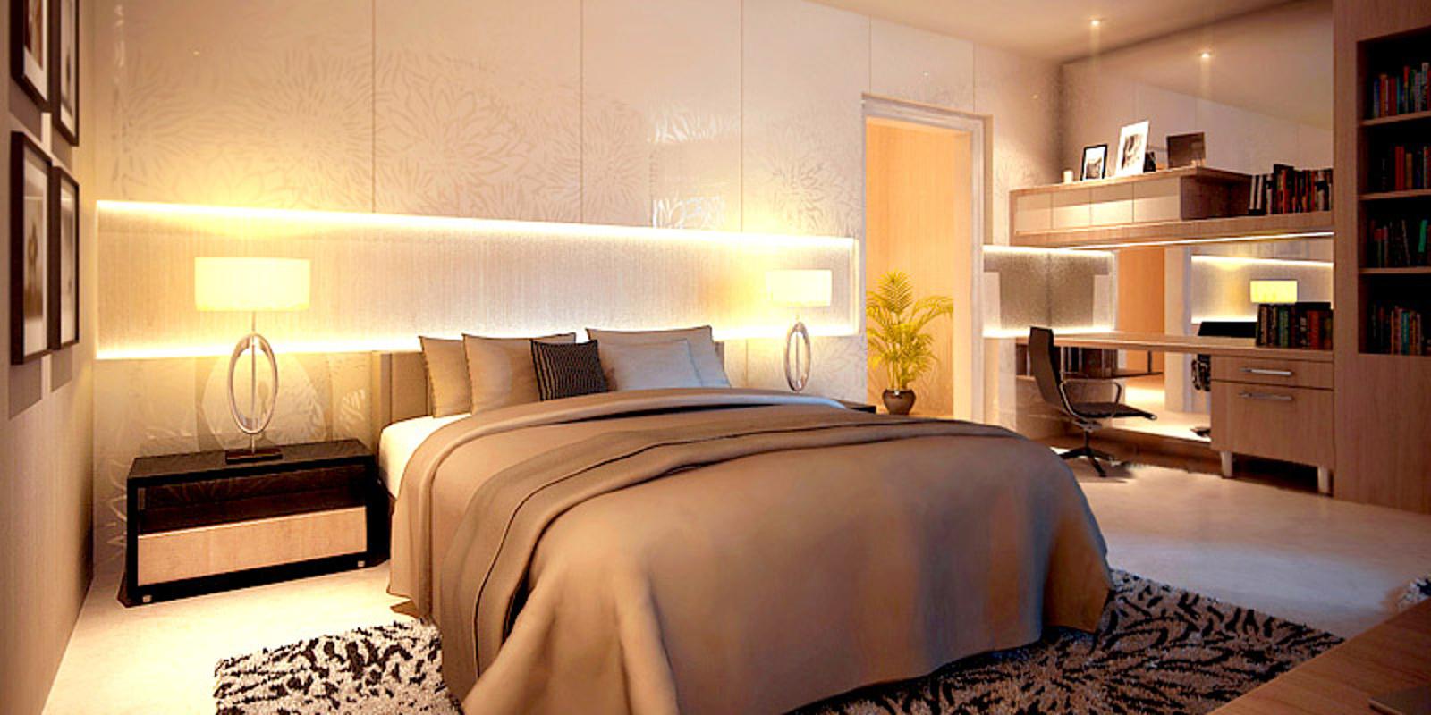 1 bhk flat interior design india - 428 Sq Ft 1 Bhk 1t Apartment For Sale In Prajapati Vihar Dronagiri Mumbai