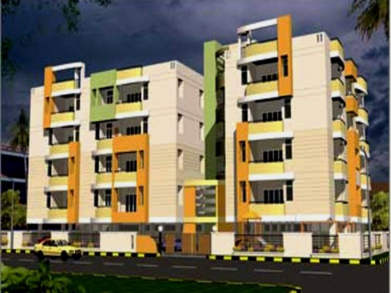 Images for Elevation of SRI Pearl Apartment