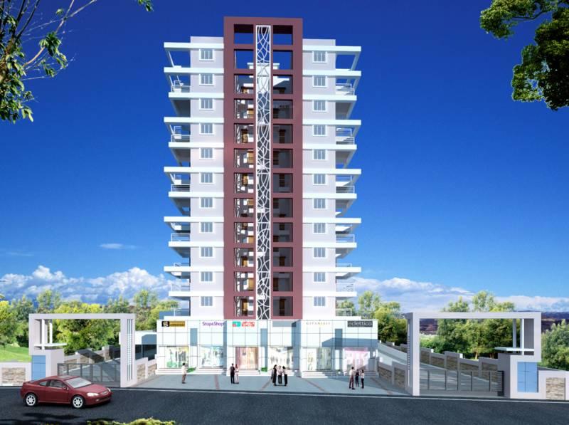 Images for Elevation of Prime Utsav Home