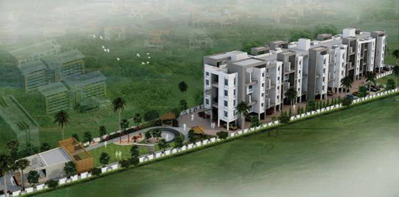 Images for Elevation of Madhuban Builders Society