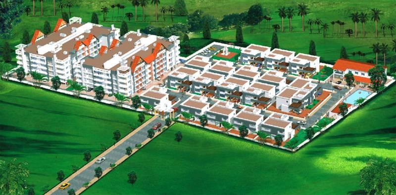 Images for Elevation of Sri Sri Brindhavan Garden