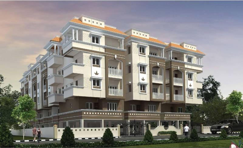 Images for Elevation of BRR Properties Sai Sankalp