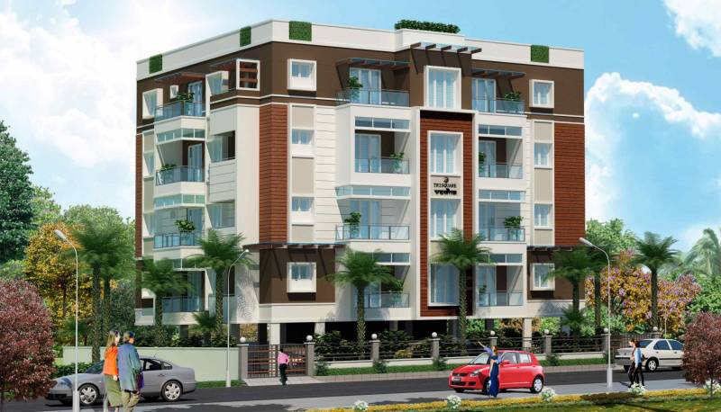Images for Elevation of Trisquare Vedha