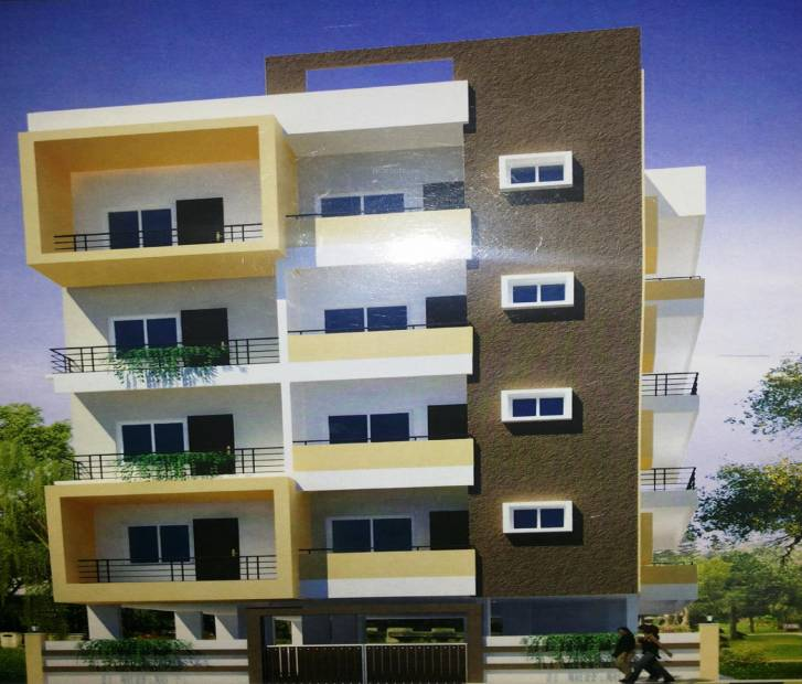 Images for Elevation of Laavanya Sri Shankari Residency