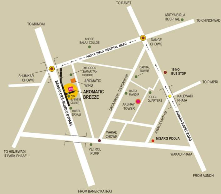 Images for Location Plan of RK Aromatic Breeze