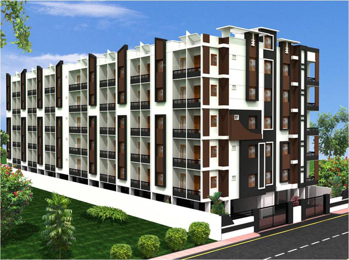 750 Sq Ft 2 Bhk 2t Apartment For Sale In Paradigm