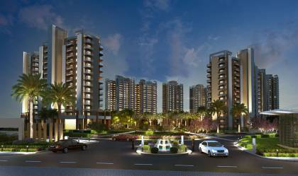 Images for Elevation of Supertech Scarlet Suites