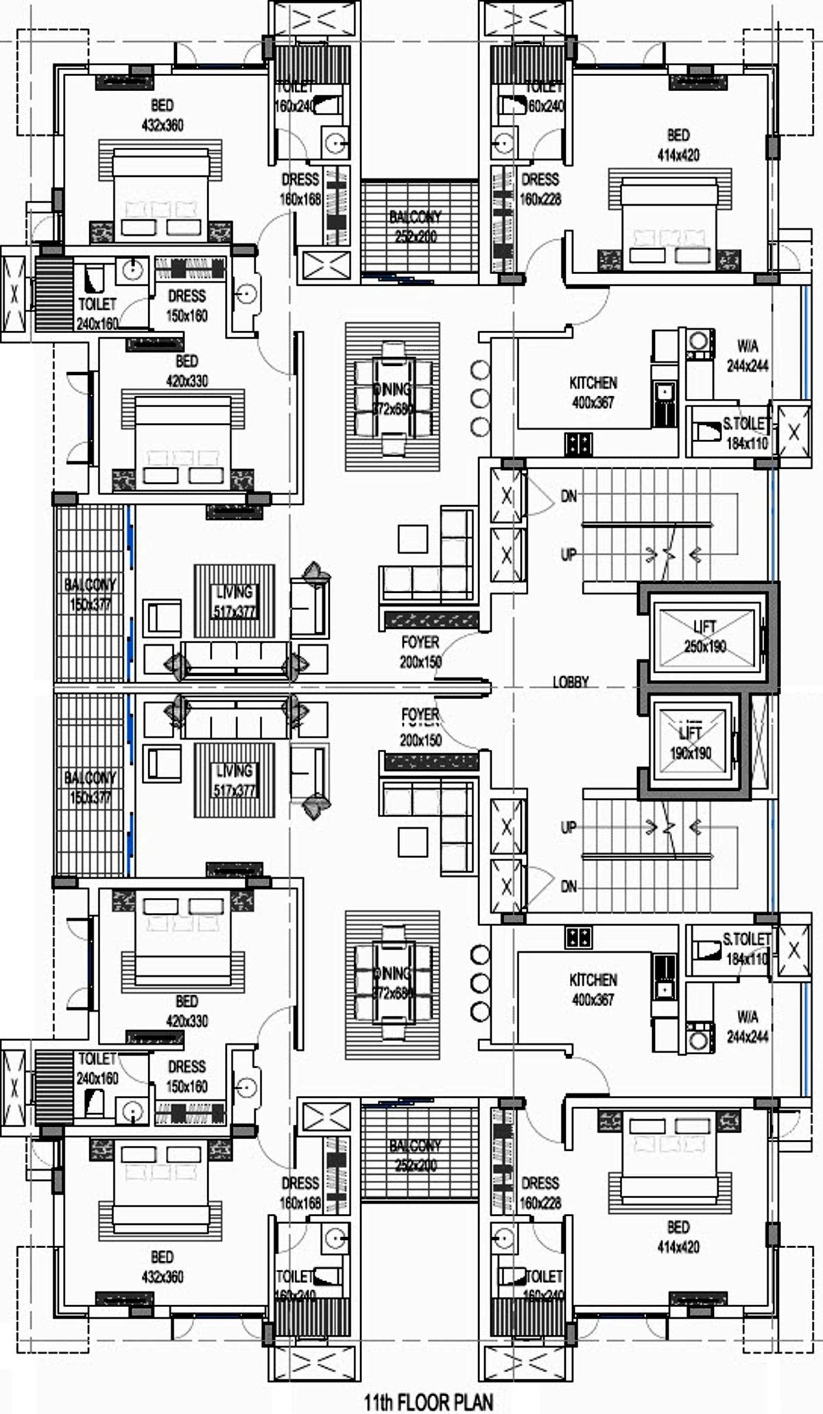 Prime the dominion in maradu kochi price location map for Dominion homes floor plans