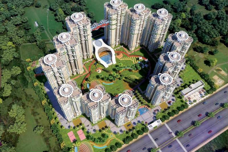 Images for Elevation of Samridhi Luxuriya Avenue
