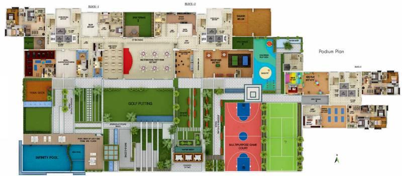 2000 sqft, 4 bhk Villa in Builder Project Motera, Ahmedabad at Rs. 26000