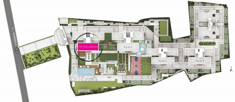 Images for Master Plan of Merlin 5th Avenue