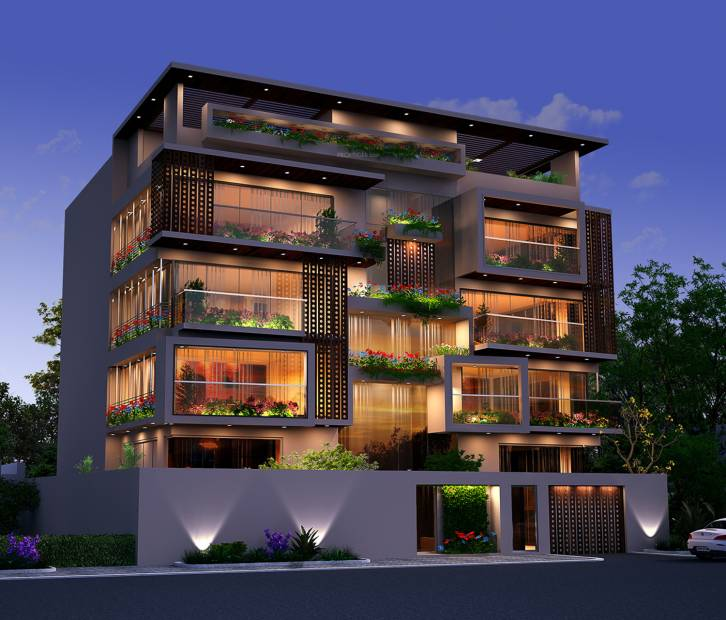 Images for Elevation of Redifice Urban Oasis