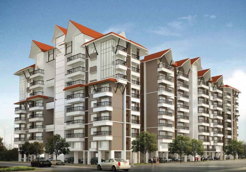 Images for Elevation of Kolte Patil Mar Esmeralda