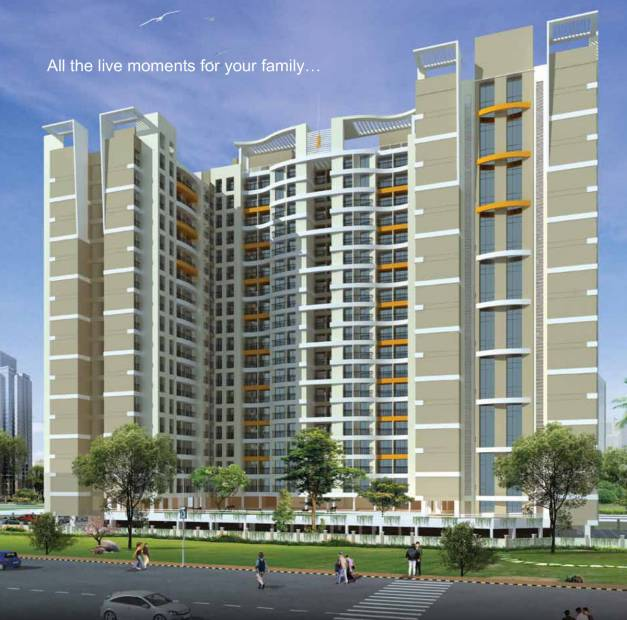 Images for Elevation of Ashirwad Shreepati Residency