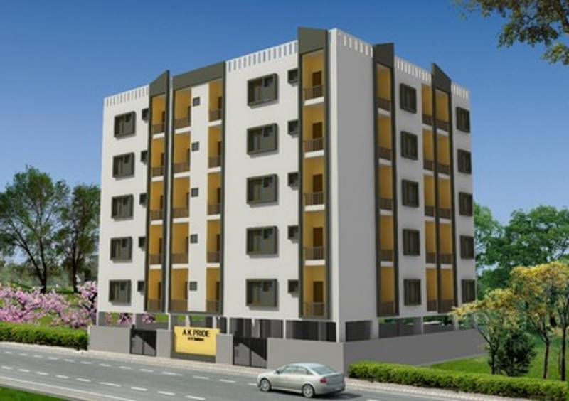 Images for Elevation of AK Builders and Developers AK Pride