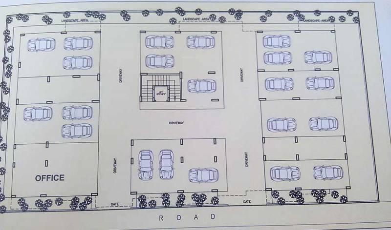 Images for Cluster Plan of BSV Amble Harvest