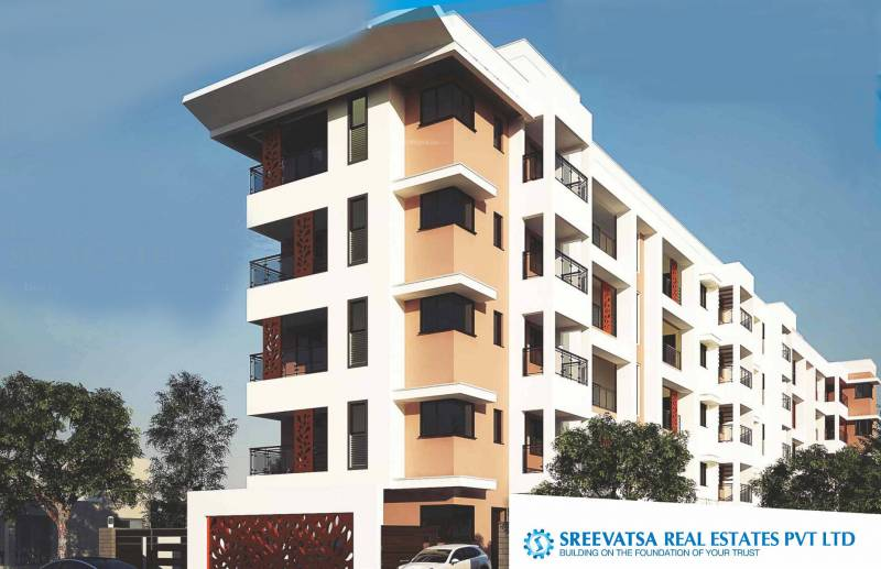 Images for Elevation of Sreevatsa Swagatham