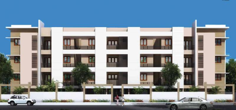 Images for Elevation of Kgeyes Thiruvanmyur H38