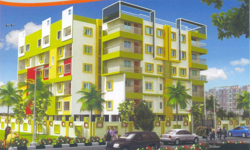 Images for Elevation of Ajiban Ashrivad Plaza