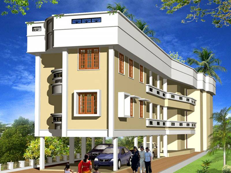 Images for Elevation of Roshma Builders Dwaraka Puri