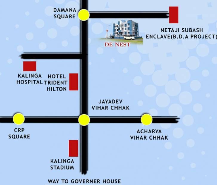 Images for Location Plan of Ansu De Nest