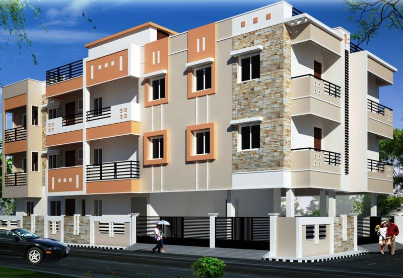 Images for Elevation of Amudha Elite