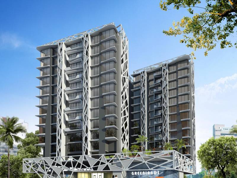Images for Elevation of Ekta Trinity