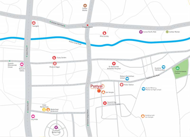 Images for Location Plan of Jitendra Punyai
