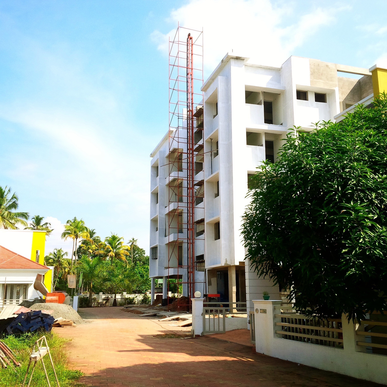 Sinmar Verona Waterfront Apartments In Edappally Kochi