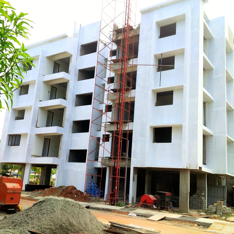Copper Terrace Apartments: Sinmar Verona Waterfront Apartments In Edappally, Kochi