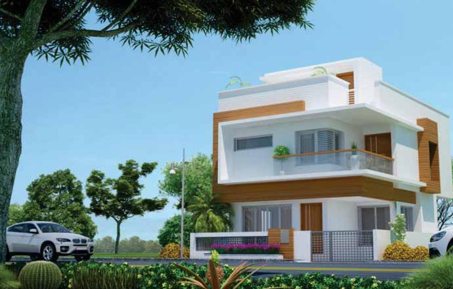 Hegde Silver Springs Villas In Bogadi Road Mysore Price
