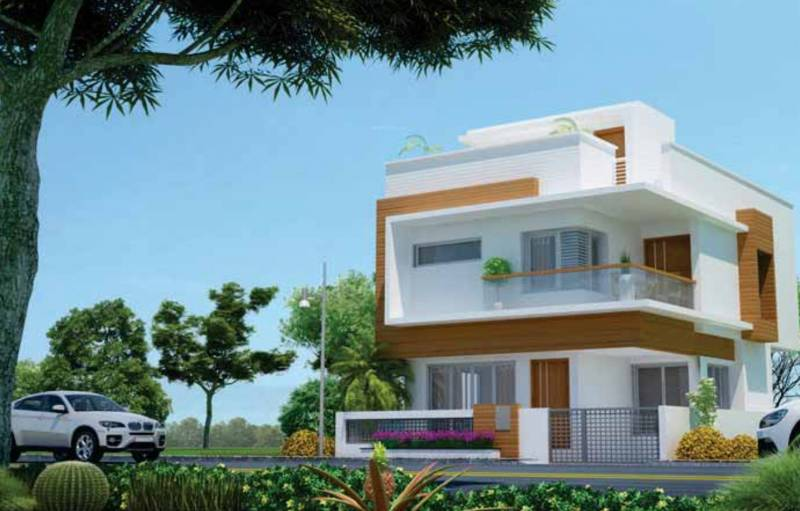 silver-springs-villas Images for Elevation of Hegde Silver Springs Villas