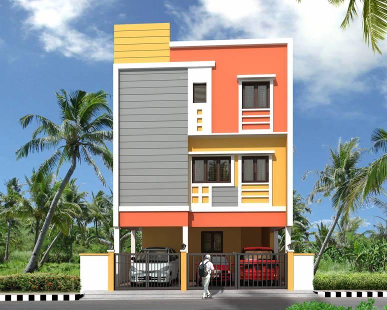 Images for Elevation of Sekaran Palladian