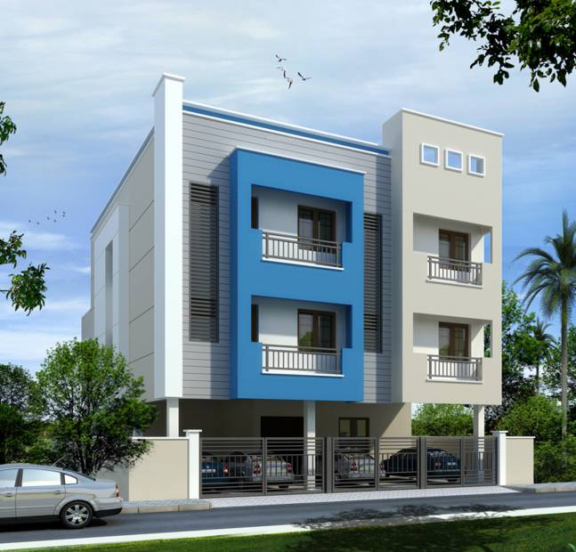 Images for Elevation of Sekaran Carlton House