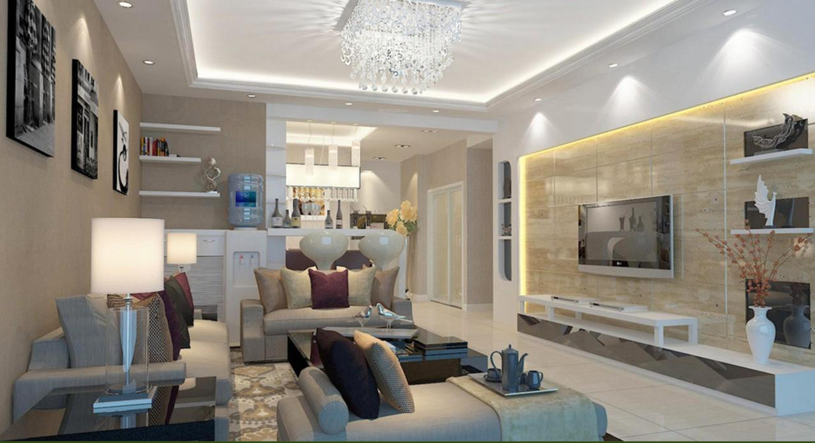 Furniture Design Living Room 2013 1700 sq ft 3 bhk 3t apartment for sale in vatika group xpressions