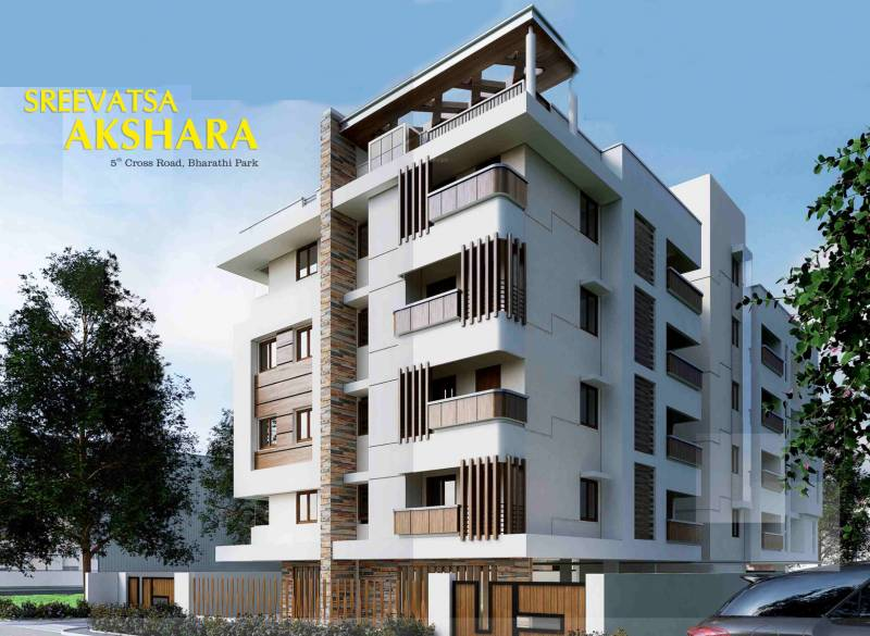 Images for Elevation of Sreevatsa Akshara
