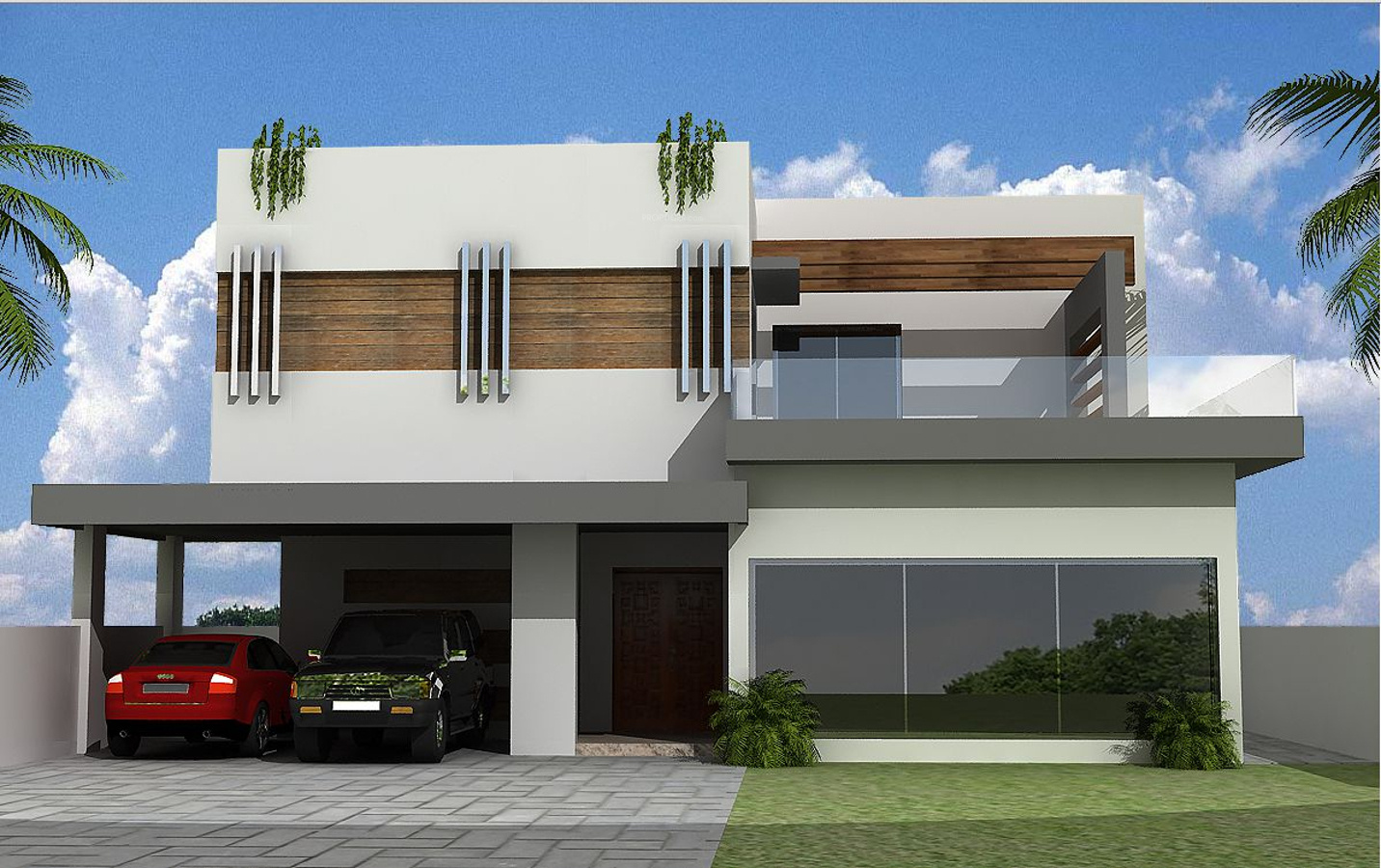 Residence Home Front Elevation : Sq ft bhk t villa for sale in jrd realtorss smart